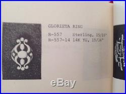 James Avery, 14K Glorieta Ring Size