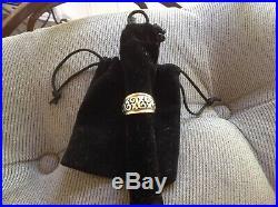 James Avery 14k/ 925 ring 7.5-8 Size