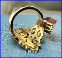 James Avery 14k Long Sorrento Ring Sz9.5 MINT CONDITION WithTags