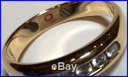 James Avery 18k diamond Ring Debra
