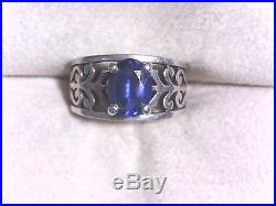 James Avery Adoree Ring With Sapphire. 925 Size 7, 23% Off Retail! (17803306)