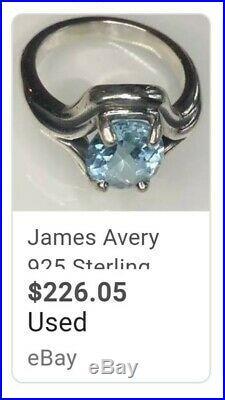 James Avery Adriana Ring