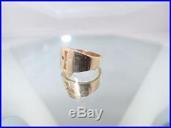 James Avery Cross Ring- Rg1600