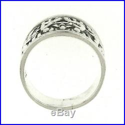 James Avery Last Supper Ring Size 7 Retired Sterling Silver Jesus Disciples 925