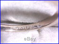 James Avery Loop Ring With Sand Dollar Charm, 14k Size 5.5, Retired! (17803311)