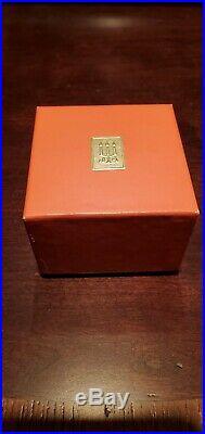 James Avery Men's Ring 14k Gold (Retired) 25.2 grams