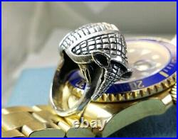 James Avery Retired 3D Armadillo Ring Size 5 worn for a week Mint Condition. 925