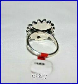 James Avery Santorini Turquoise Ring Size 9