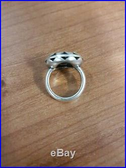 Lot Of 2 James Avery 925 Rings Size 5