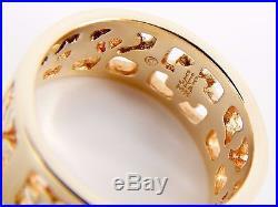 Retired James Avery 14k Four Seasons Ring Size 7 1/2-NEAR MINT