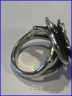 James Avery Citrine Ring
