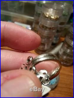Very Rare James Avery Ring Size 7