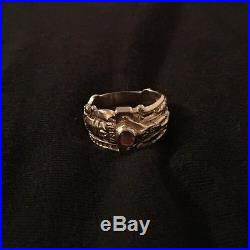 Women's James Avery Wedding Ring- Martin Luther Size 6