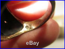 Xrare Mib New Old Stock James Avery Sterling Sand Dollar Ring-size 7-no Res